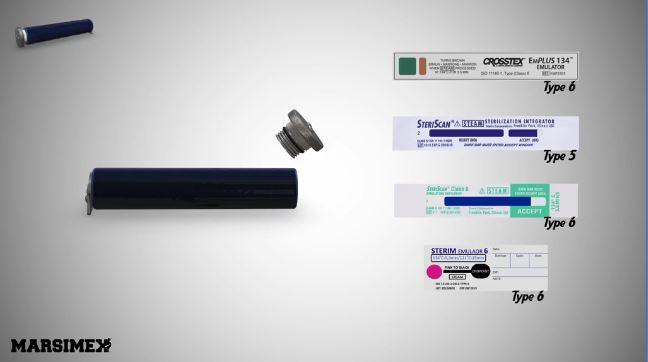 پایش فرآیند استریلیزاسیون بخار – معرفی PCD