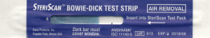 bowie dick test
