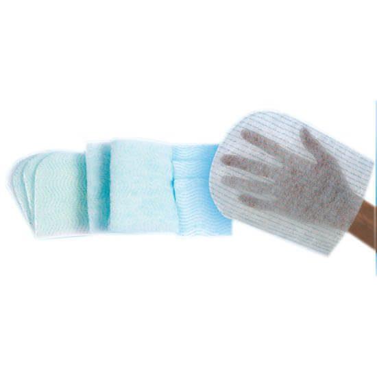 نکات و روش استفاده از اسفنج صابونی برای بیمار روی تخت