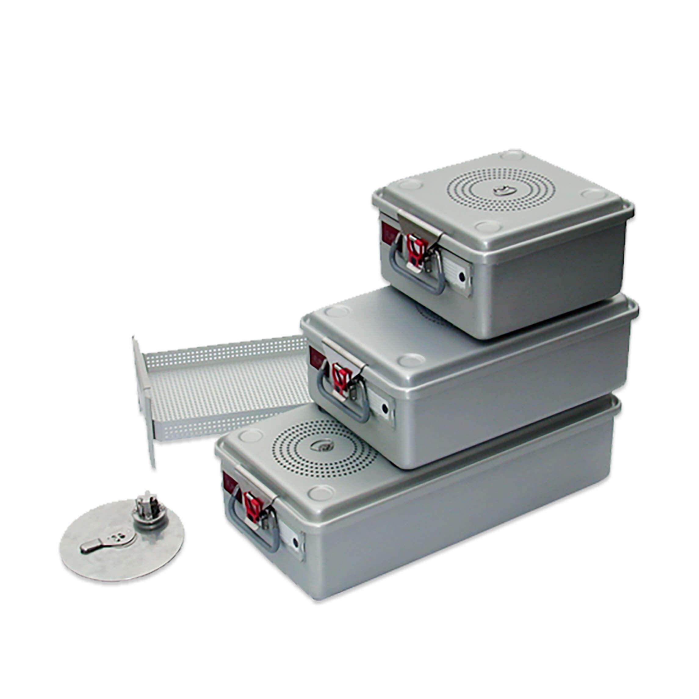 نکات و روش استفاده از ظروف کانتینر فلزی بسته بندی چند منظوره